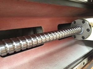 CNC ball screws Mitsubishi AFTER